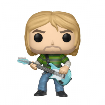 Funko Pop - Kurt Cobain - Nirvana