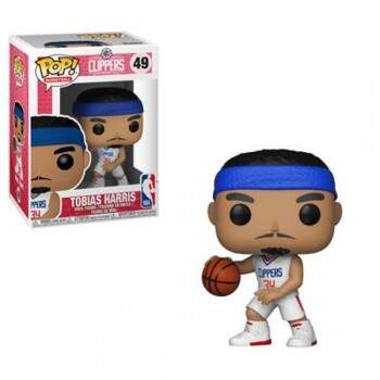 Funko Pop - Tobias Harris - Temporada 18/19 - NBA