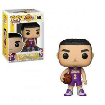 Funko Pop - Lonzo Ball - Temporada 18/19 - NBA