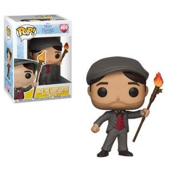 Funko Pop - Jack - Filme O Retorno de Mary Poppins - Disney