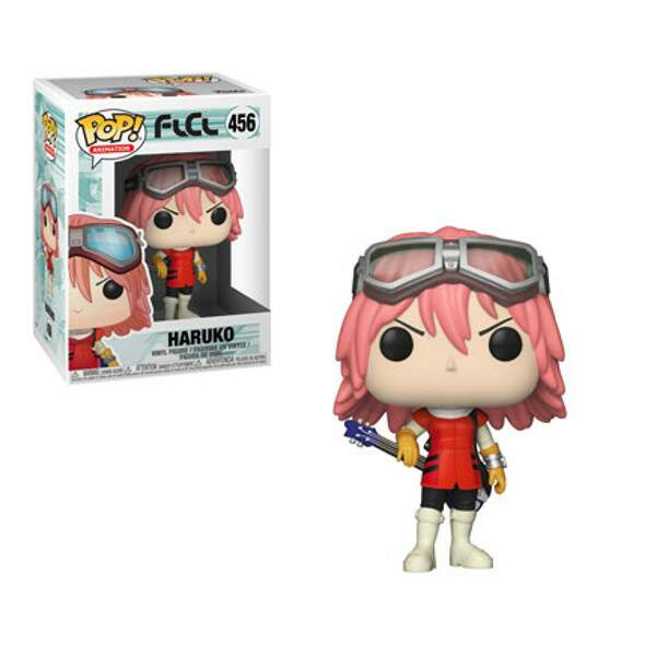 Funko Pop - Haruko - Anime FLCL