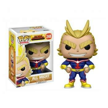 Funko Pop - All Might - Anime My Hero Academia