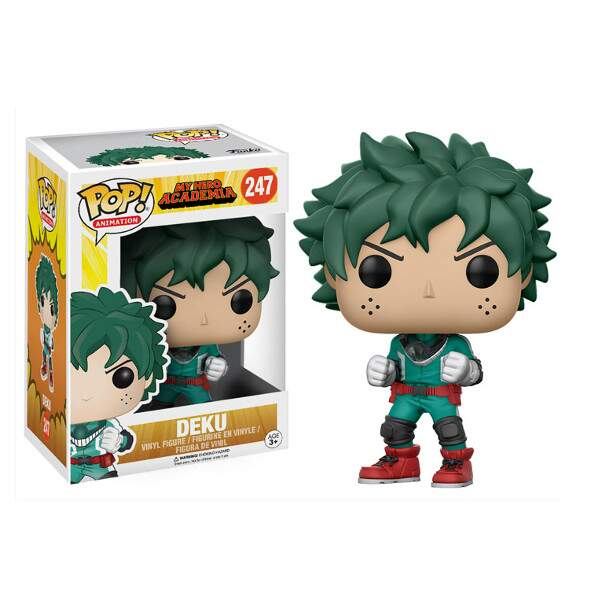 Funko Pop - Deku número 247 - Anime My Hero Academia