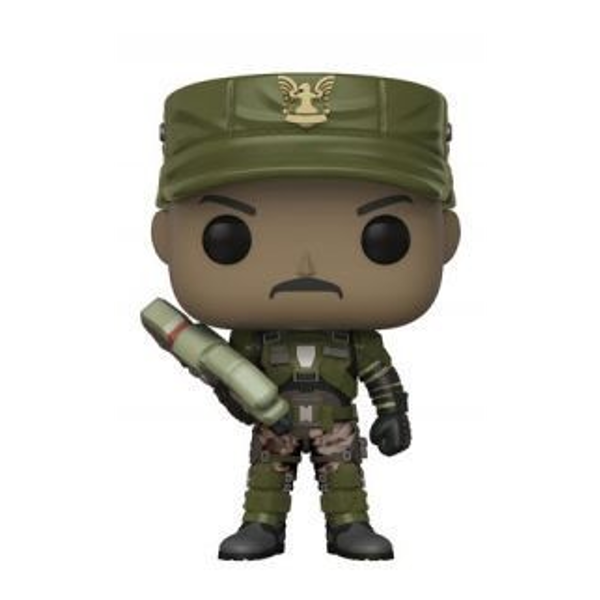 Funko Pop - Sgt Johnson - Halo