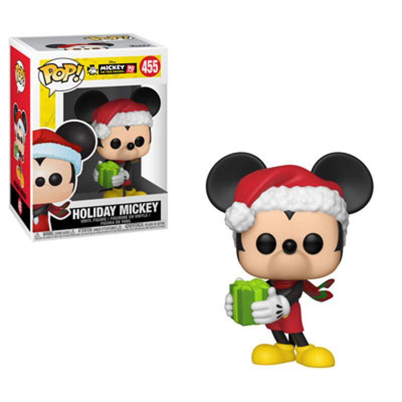 Funko Pop - Mickey - Natal - Disney
