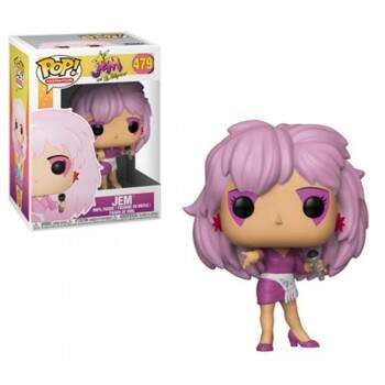 Funko Pop - Jem - Animação Jem e as Hologramas