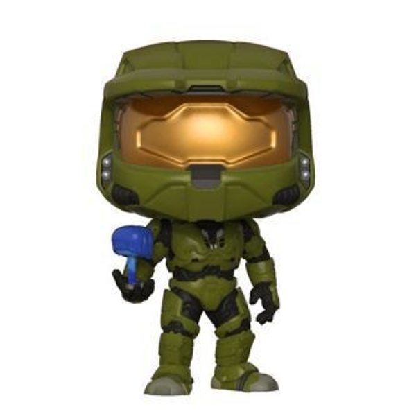 Funko Pop - Masterchief w/ Cortana - Halo