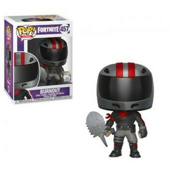 Funko Pop - Burnout - Game Fortnite
