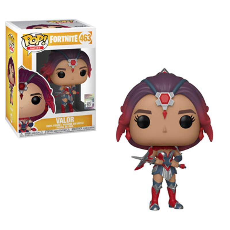 Funko Pop - Valor - Game Fortnite