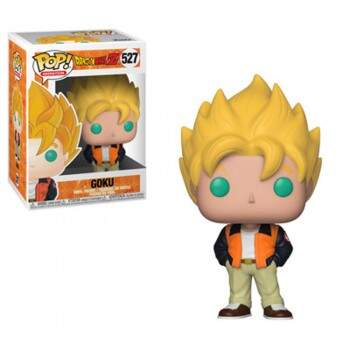Funko Pop - Goku número 527 - Dragon Ball Z