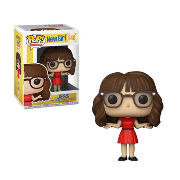 Funko Pop - New Girl - Jess