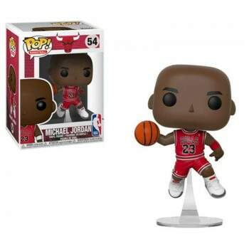 Funko Pop - Michael Jordan - Chicago Bulls - NBA