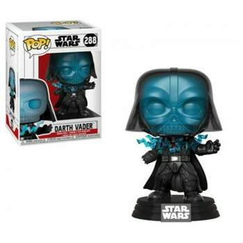 Funko Pop - Darth Vader número 288 - Filme Star Wars