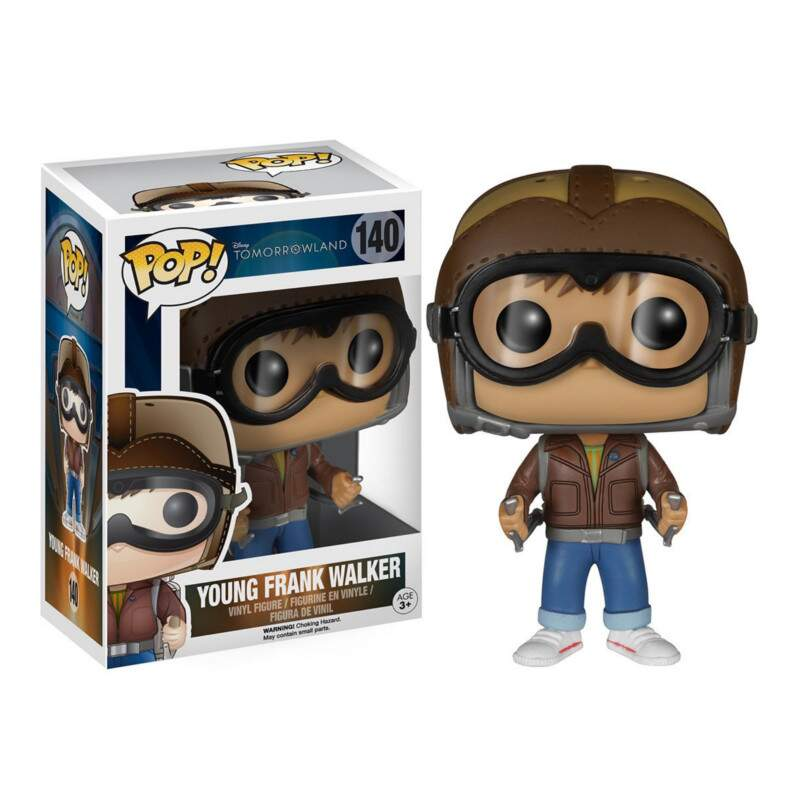 Funko Pop -  Jovem Frank Walker - Disney