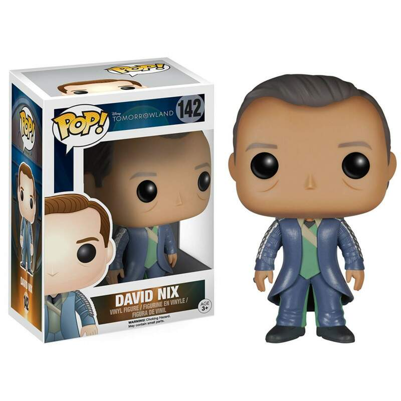 Funko Pop - David Nix - Disney