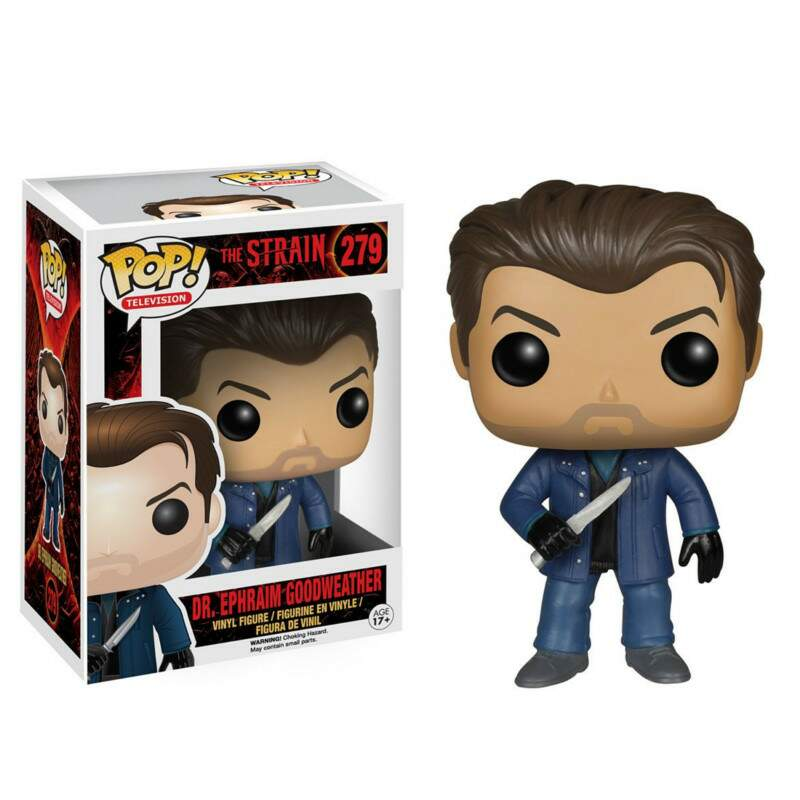Funko Pop - Dr Ephraim Goodweather - Série The Strain