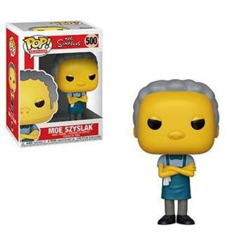 Funko Pop - Moe  - Os Simpsons