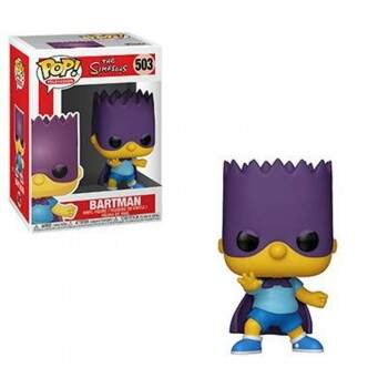 Funko Pop - Bartman  - Os Simpsons
