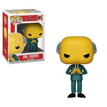 Funko Pop - Senhor Burns  - Os Simpsons