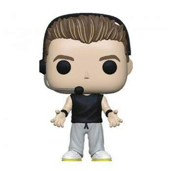Funko Pop - JC - Grupo NSYNC