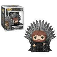 Funko Pop - Tyrion Lannister no Trono - Game of Thrones