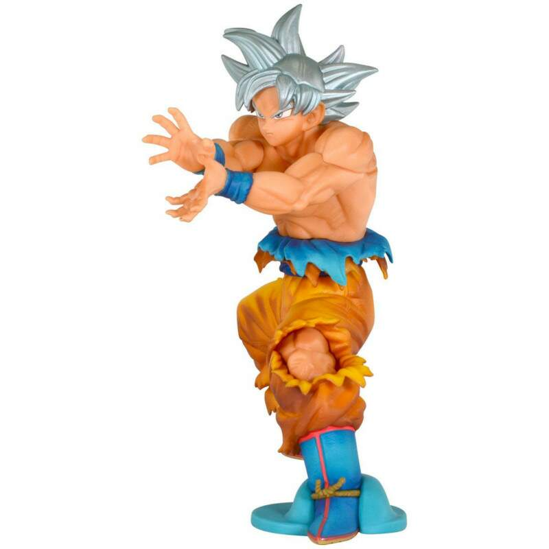 Banpresto - Goku Ultra Instinct - Dragon Ball Super - TSW
