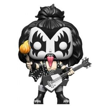 Funko Pop - Gene Simmons - The Demon - Kiss