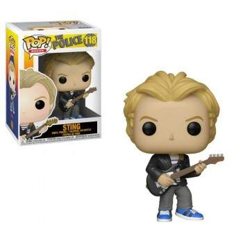 Funko Pop - Sting - The Police