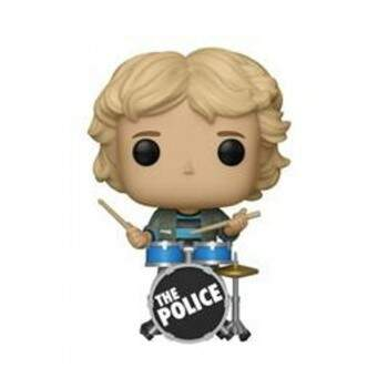 Funko Pop - Stewart Copeland - The Police