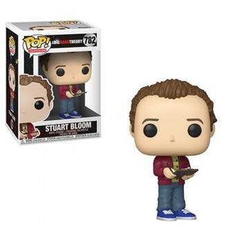 Funko Pop - Stuart Bloom - Série The Big Bang Theory