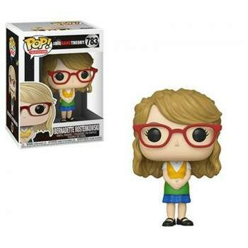 Funko Pop - Bernadette - Série The Big Bang Theory