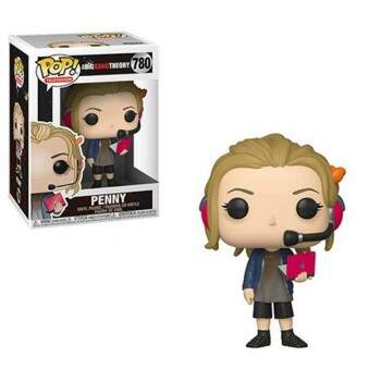 Funko Pop - Penny - Série The Big Bang Theory