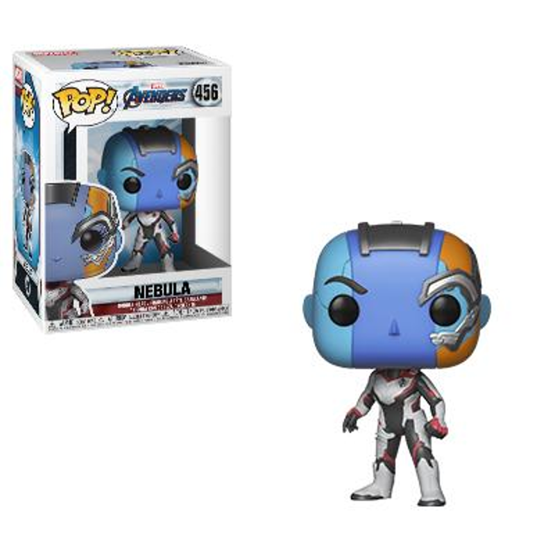 Funko Pop - Nebula - Filme Vingadores Ultimato - Marvel