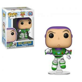 Funko Pop Buzz Lightyear 523 - Animação Toy Story 4 - Disney