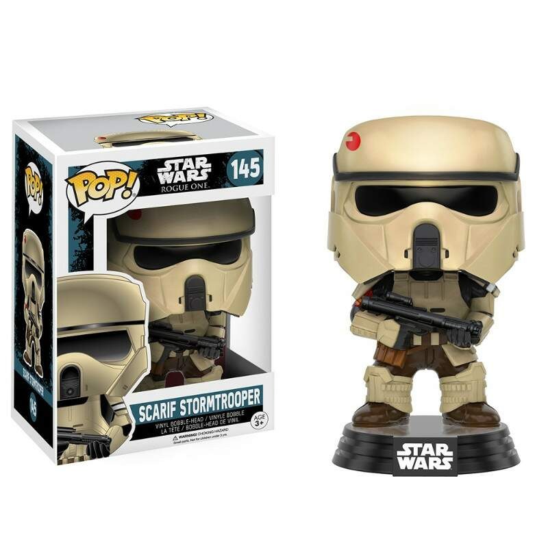 Funko Pop - Scarif Stormtrooper - Star Wars - Rogue One