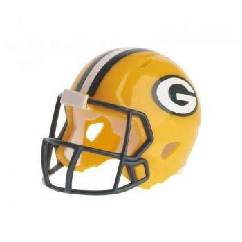 Linha Pocket - Capacete NFL - Green Bay Packers