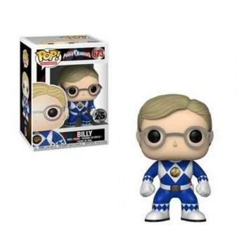 Funko Pop - Billy - Power Rangers 25 anos