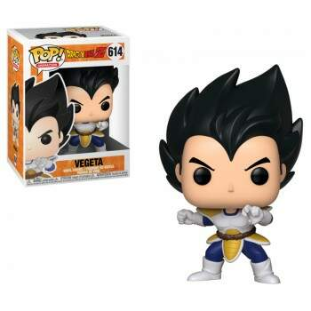 Funko Pop - Vegeta número 614 - Dragon Ball Z
