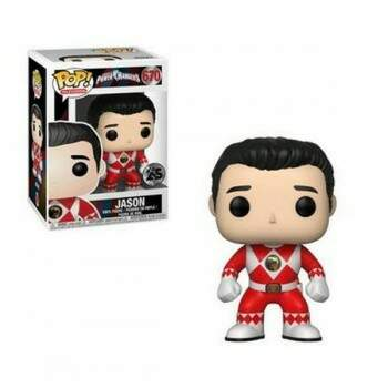 Funko Pop - Jason - Power Rangers 25 anos