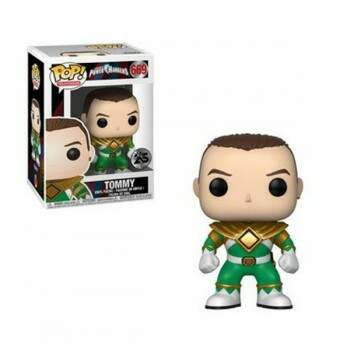 Funko Pop - Tommy - Power Rangers 25 anos