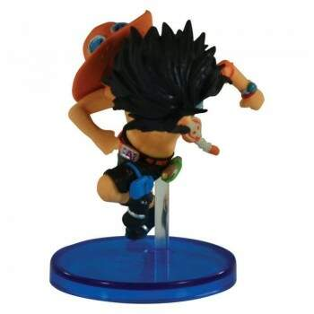 Banpresto - One Piece - Linha 20TH WCF Vol 2 - Portgas D Ace
