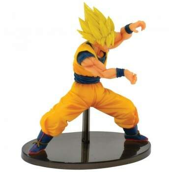 Banpresto - Goku Super Saiyajin - Dragon Ball Z