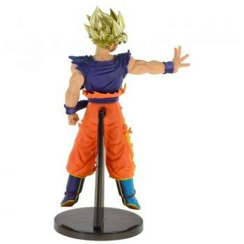 Banpresto - Goku Super Saiyajin - Dragon Ball Z - Blood of Saiyajins
