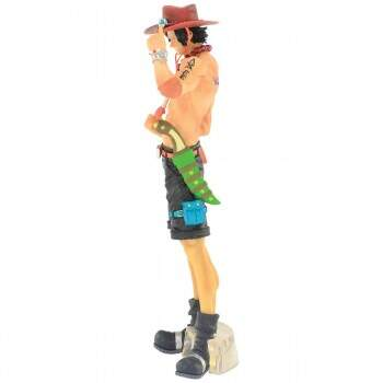 Banpresto - Portgas D Ace - ONE PIECE 20TH HISTORY MASTERLISE