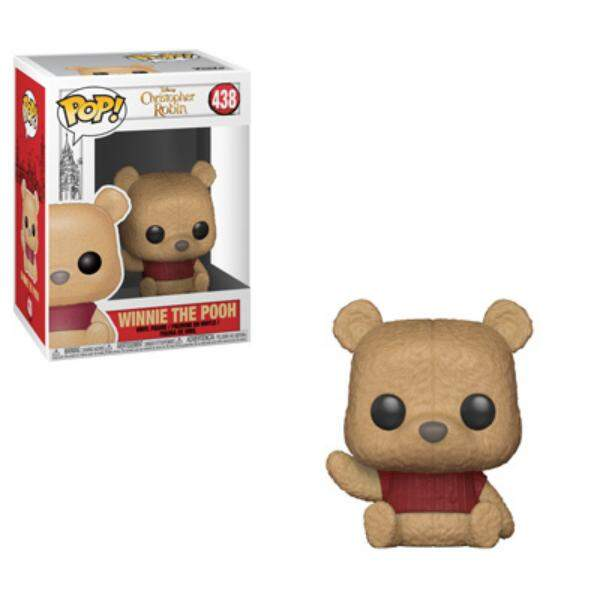 Funko Pop - Ursinho Pooh - Christopher Robin - Disney