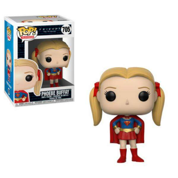 Funko Pop - Phoebe Buffay - Série Friends