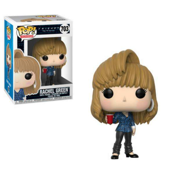 Funko Pop - Rachel Green - Série Friends