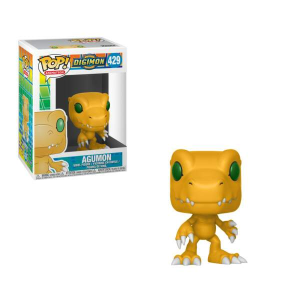 Funko Pop - Agumon - Anime Digimon