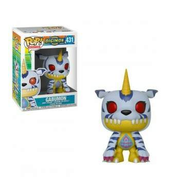 Funko Pop - Gabumon - Anime Digimon