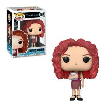 Funko Pop - Grace - Série Will e Grace